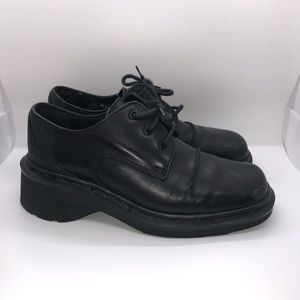 Doc Marten Platform Shoes